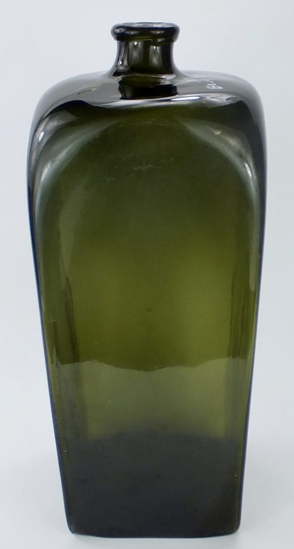 Giant Wide Bodied Gin Bottle 17 Inches Tall