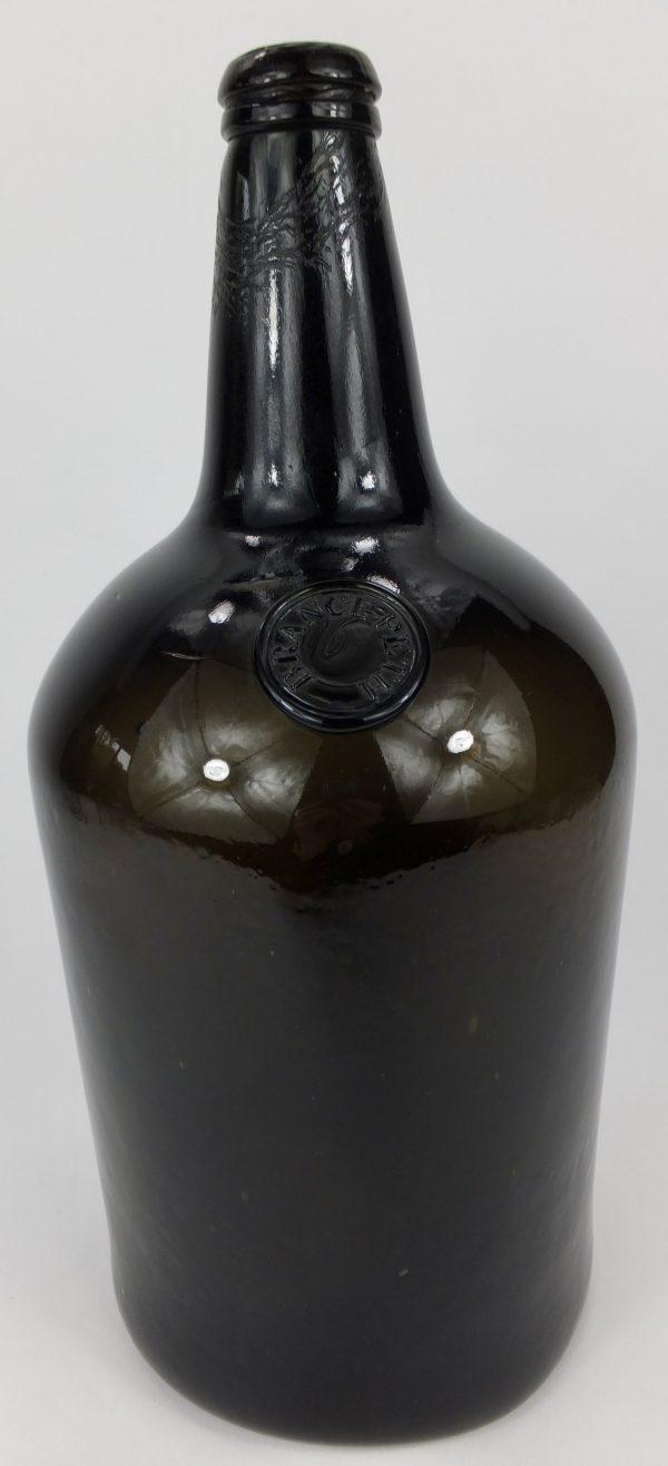 Brancepeth Castle Russell Family Sealed Wine Bottle Durham