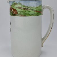 Rare Pottery Cream Jug London Wholesale Dairies Limited