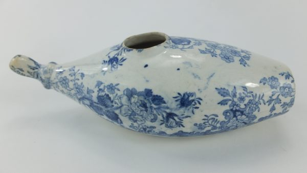 Blue & White Pottery Feeding Bottle Nipple End