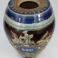 Doulton Lambeth Artware Rum Barrel