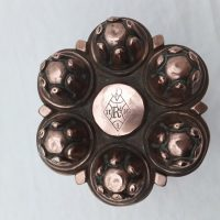 Hyde Park House Naylor Leyland Family Copper Food Mould Mold