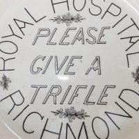 Richmond Royal Hospital Plate No2 Surrey