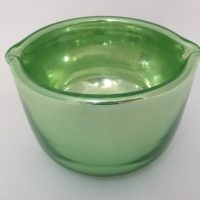 Antique Mercury Glass Rinser Varnish London
