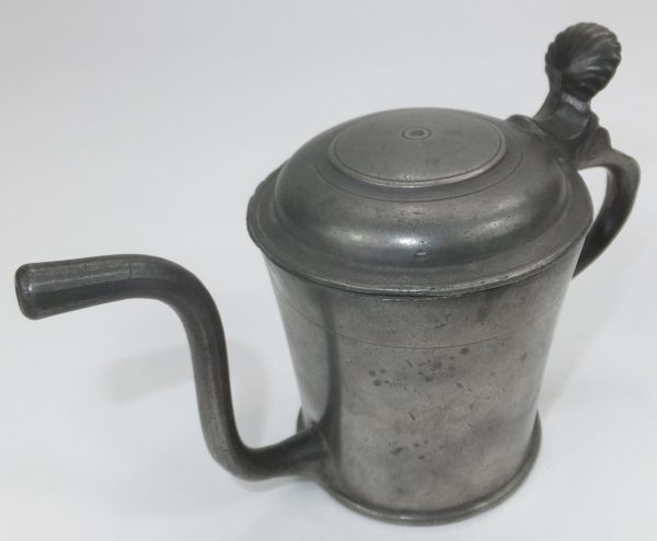 Very Rare Pewter Bubby Pot
