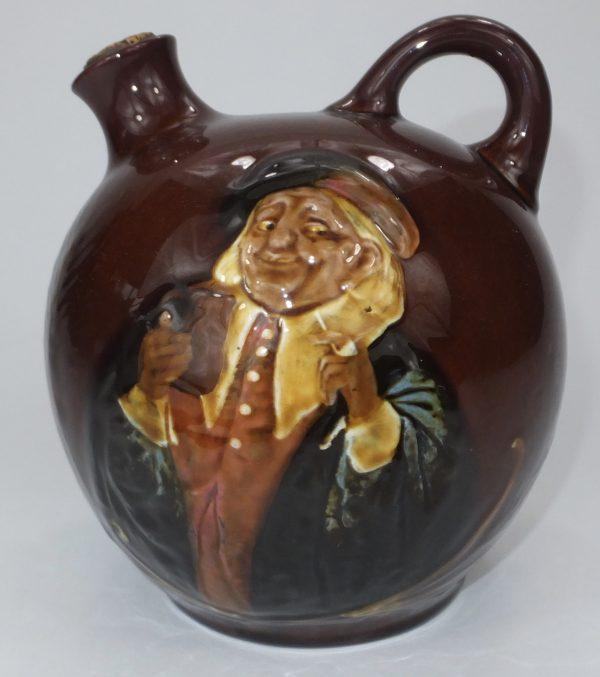 John Barleycorn Royal Doulton Kingsware Flask Jug