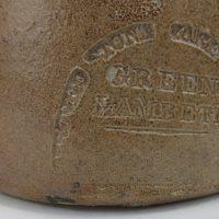 Stephen Green Saltglaze Stoneware Preserves Pot