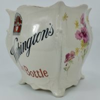 Worthingtons India Pale Ale Brewery Royal Doulton Pottery Jardiniere