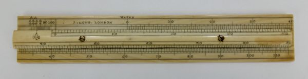 Antique Slide Rule J.Long London