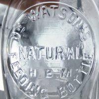 Dr Watsons Glass Feeding Bottle