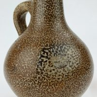 Pot Bellied Saltglaze Stoneware Jug German
