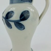 George IV English Pottery Mustard Pot