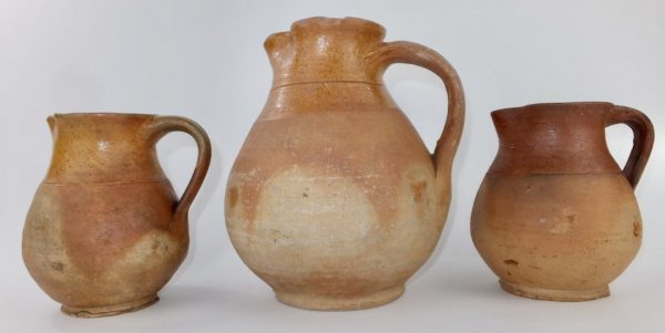 Verwood Country Pottery Milk Jugs Dorset