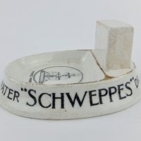 Schweppes Soda Water Match Striker Mintons