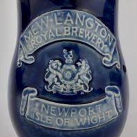 Mew Langton Royal Brewery Newport Isle of Wight Doulton Pub Jug