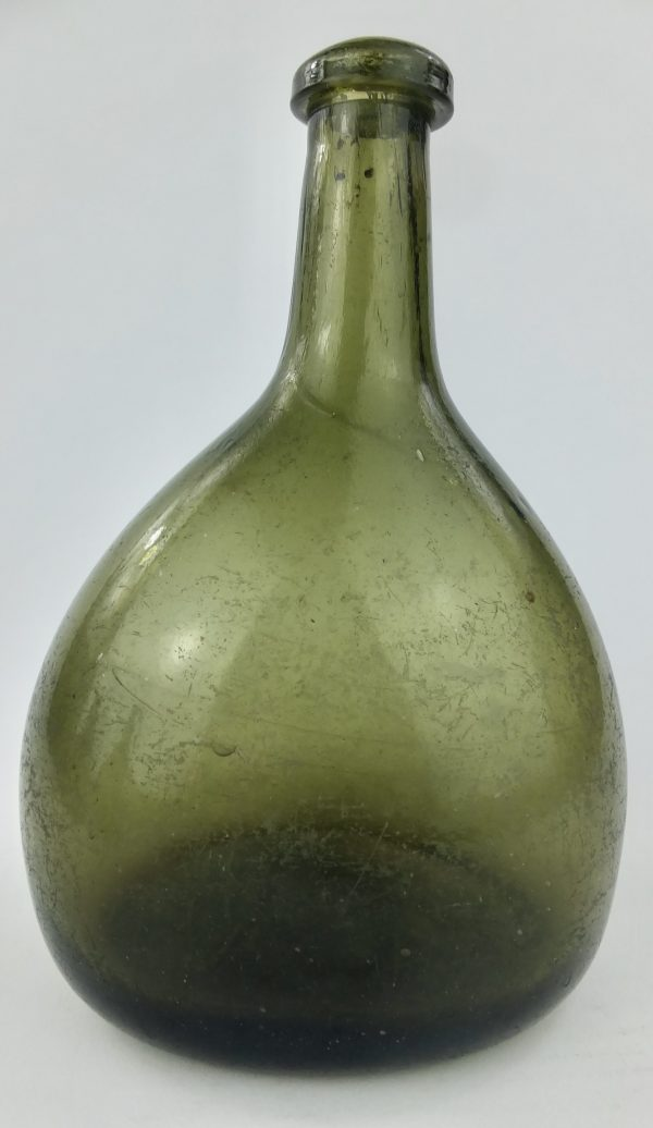 Rare Chestnut Bladder Bottle