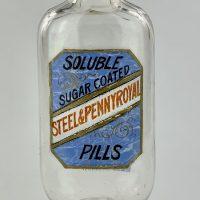 Steel & Pennyroyal Pill Bottle