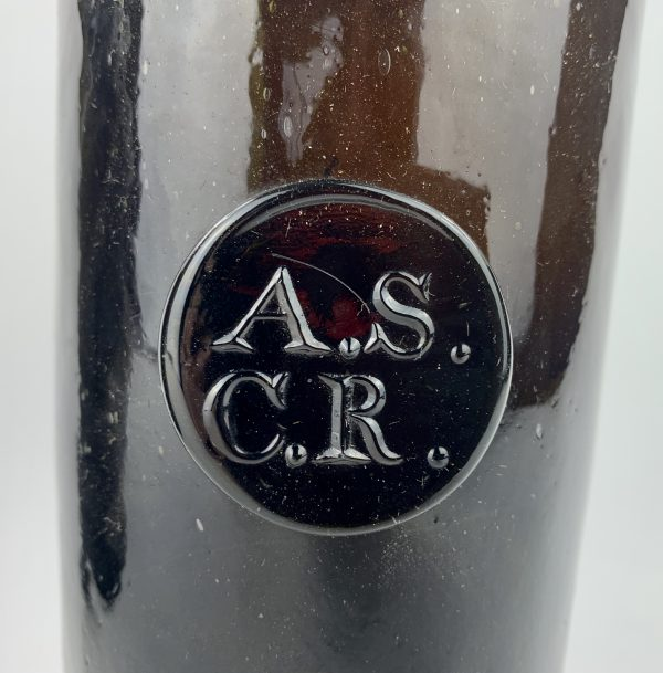 ASCR Oxford College Sealed Wine Bottle Seal 15