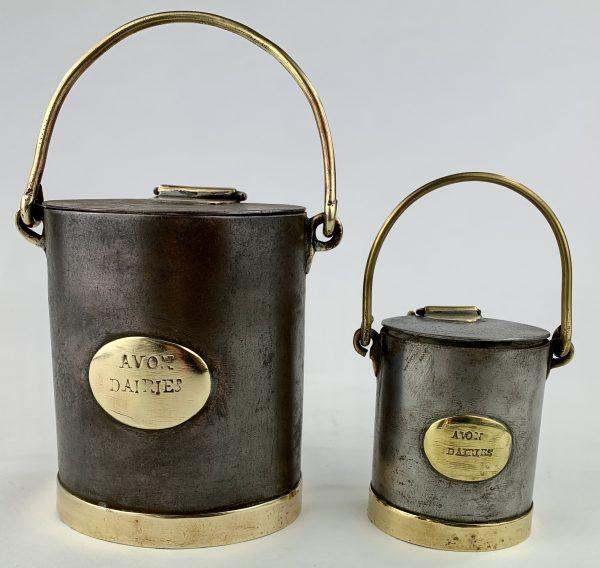 Avon Dairies Blacksmith Dairy Cans