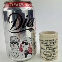 Miniature Frank Coopers Seville Marmalade Pot