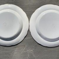 Copeland & Garrett Pottery Plates Pair