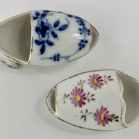 Antique Porcelain Medicine Spoon No2